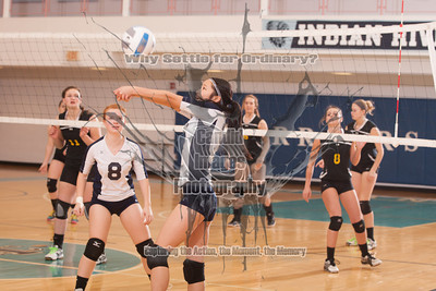Varsity Volleyball 18Jan14