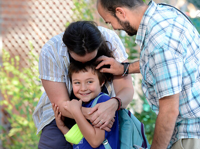 Photos: First Day of School at Central Elementary in Longmont
