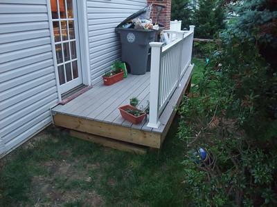 Rockville deck