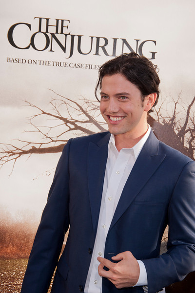 HOLLYWOOD, CA - JULY 15: Actor Jackson Rathbone arrives at the Los Angeles Premiere 'The Conjuring' at ArcLight Cinemas Cinerama Dome on Monday, July 15, 2013 in Hollywood, California. (Photo by Tom Sorensen/Moovieboy Pictures)