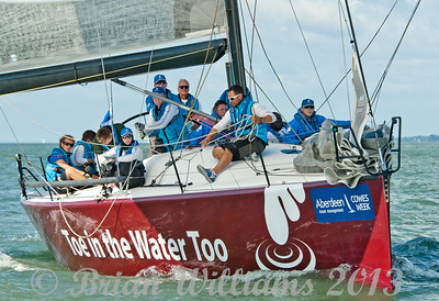 Cowes Week 2013 Day 07