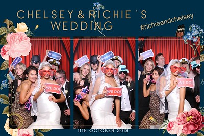 Richie & Chesley's Wedding