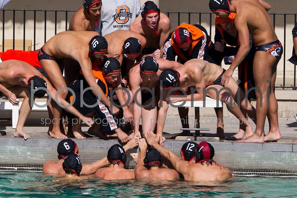 Oxy Men's Water Polo vs Cal Tech 11-3-12
