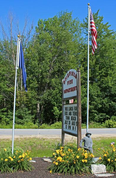 Otisfield maine Memorial