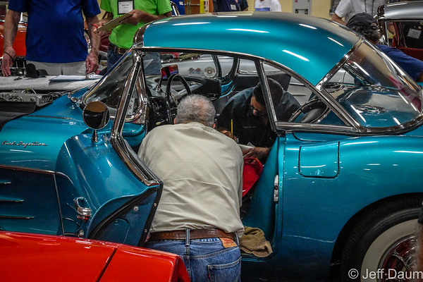 National Corvette Restorers Society's 2018 National Convention