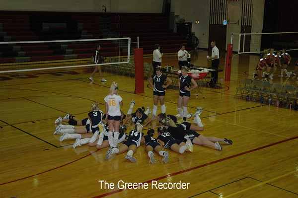 Volleyball at AP Tournament