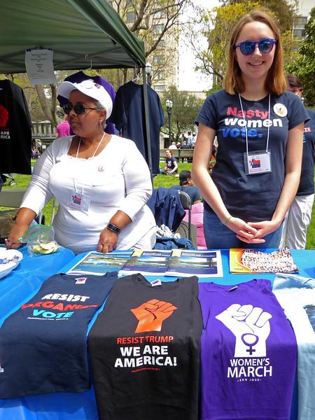 Nasty Democratic Women