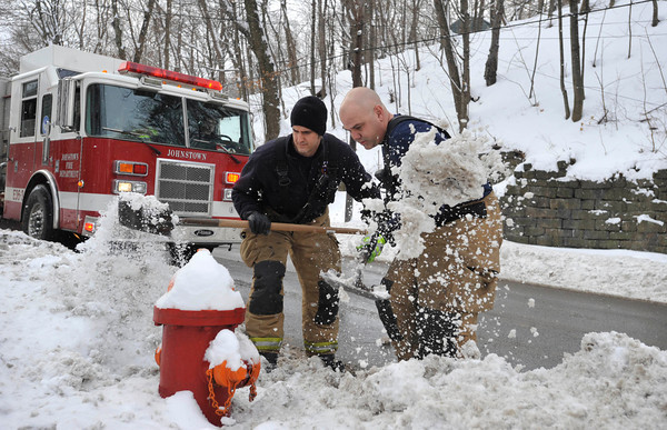 Hydrant clean-out