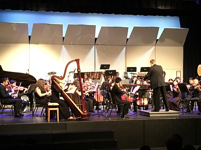 2016-17 Instrumental Music Concerts
