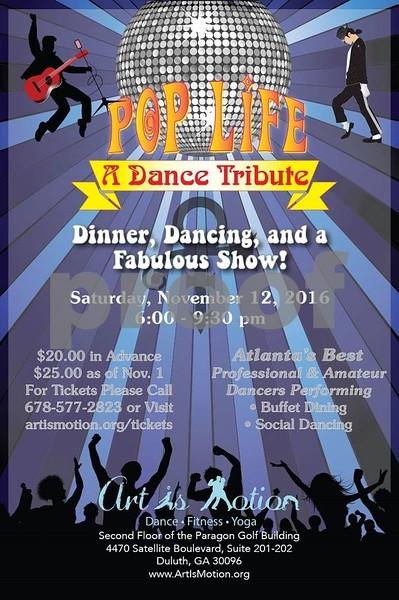 POP LIFE  A Dance Tribute