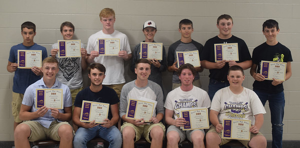 DHS SPRING SPORTS AWARDS