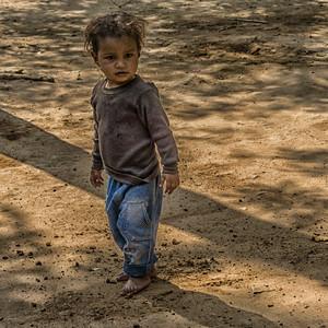 Children of Northern India