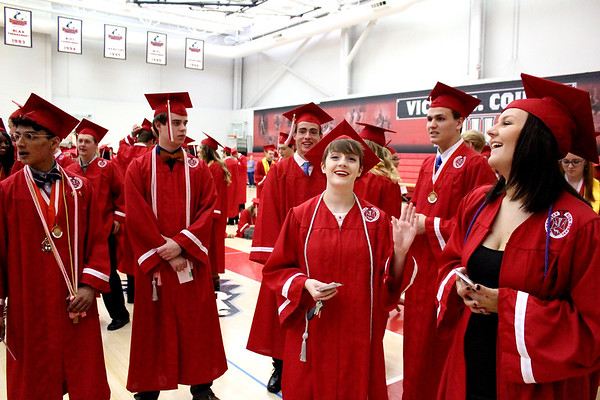 Yorkville High School Class of 2018 Graduation