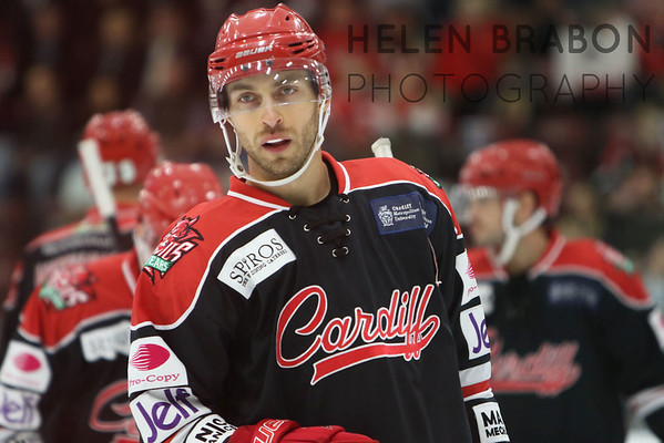 Cardiff Devils vs The Rams Pre Season