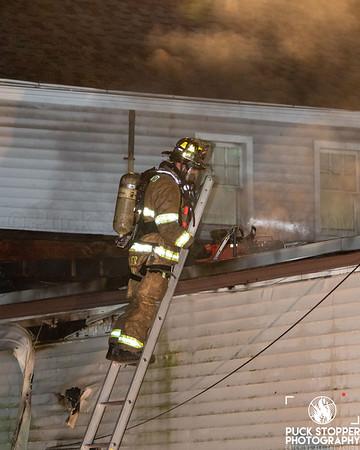 2 Alarm Commercial Building Fire - 192 Bridgeport Ave, Milford, CT - 9/23/20