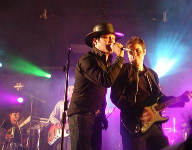 La Mafia at Randy's Ballroom in San Antonio 5-15-2004