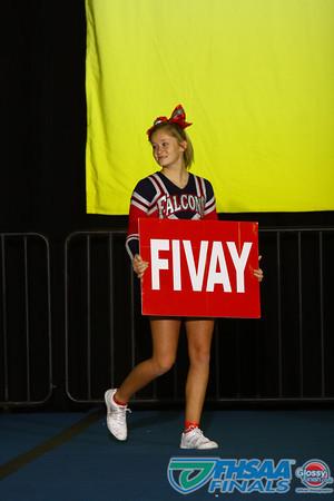 1A Large Varsity - Fivay