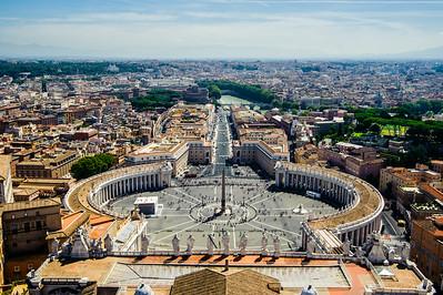 Vatican 2014 - Cupola