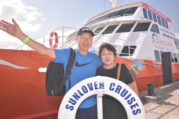 Sunlover Cruises 11th November 2019