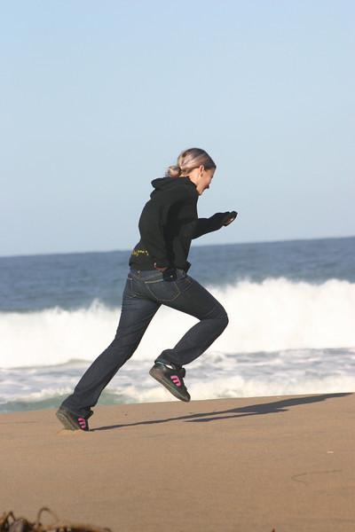 Run Katie run!