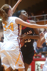 2014 February Girls Basketball