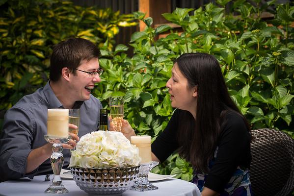 Cassandra & Samuel Engagement