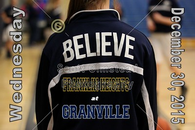 2015 Franklin Heights at Granville (12-30-15) Varsity