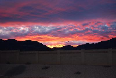The Southeastern Arizona Sky