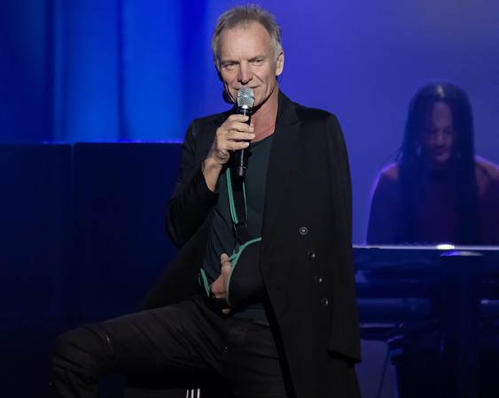 Sting at the Met 11/18/19