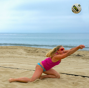Skydiving, Beach Volleyball, Wrestling