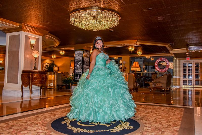 Quinceañera- Angie Ruiz- Octubre 28, 2017- Atlantic City