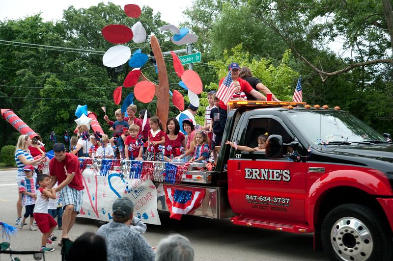 Lincolshire Parade