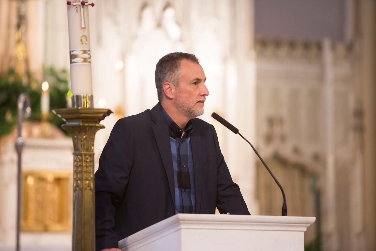 Fatima guy Mike Scherschligt