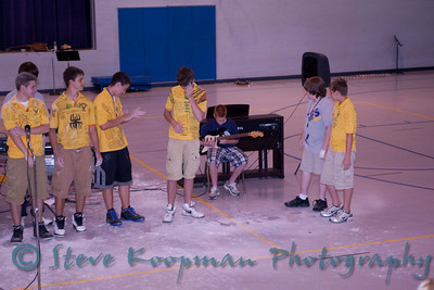 2010 Holy Family Talent Show
