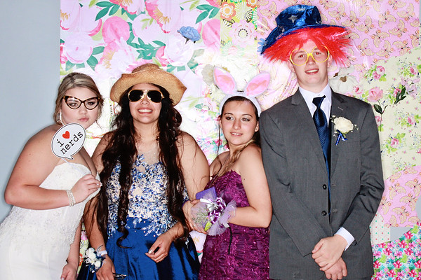 White Deer Prom 2017 Photobooth Fun!!