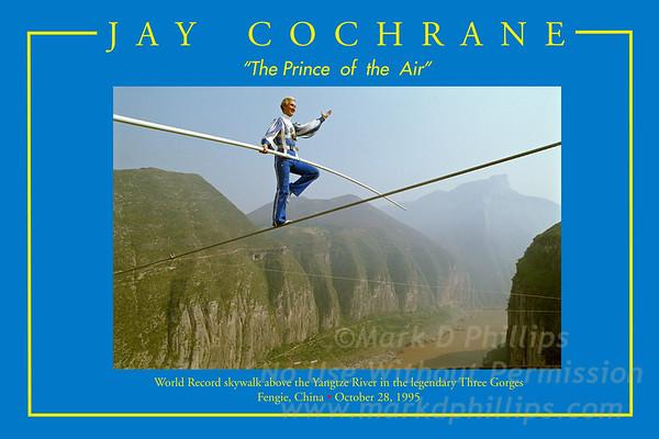 Jay Cochrane Posters