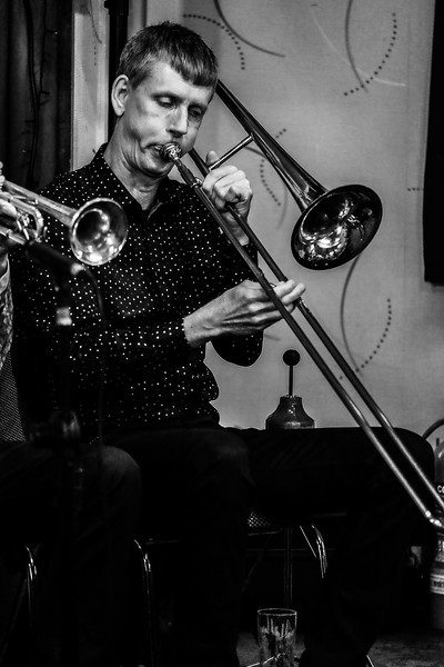 Rochdale Jazz Club - Doc Houlind's Revival Jazz Band 2019