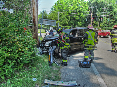 6-24-13 Mutual-Aid MVA With Injuries, Garrison