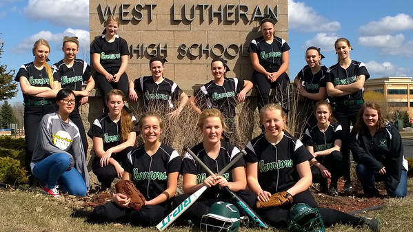 West Ladies Fastpitch Softball