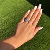 1.75ctw Edwardian Toi et Moi Old European Cut Diamond Ring  46