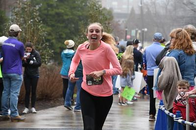 Half Marathon Finish  Part 2