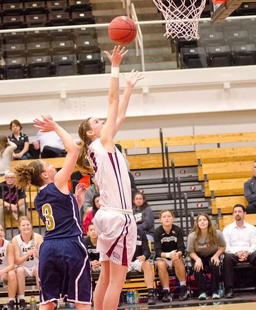 2014-01-24 Women's Basketball v Cal Baptist