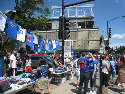 2009 04-25 Cubs vs Cincinnati