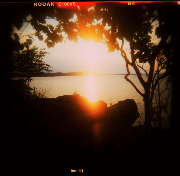 Holgas - Medium Format Film Via A Toy Camera