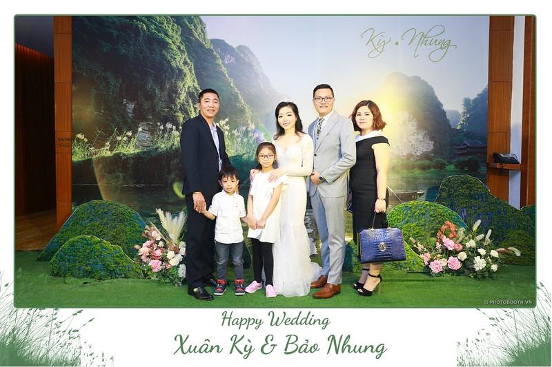 Xuân Kỳ & Bảo Nhung wedding instant print photo booth in Hanoi   Chụp ảnh lấy ngay Tiệc cưới tại Hà Nội   Photobooth Hanoi