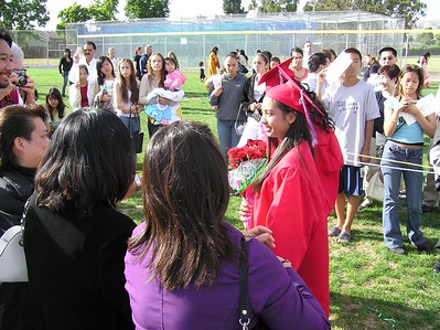 Jocelynn graduation 2005