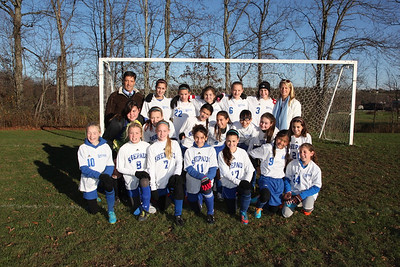 Middle School Soccer 2012
