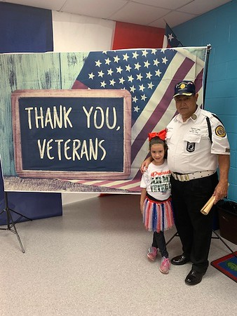 Veterans Day 11/11/19
