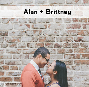 Alan + Brittney Engage Book