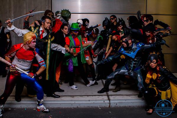 New York Comic Con Day 3